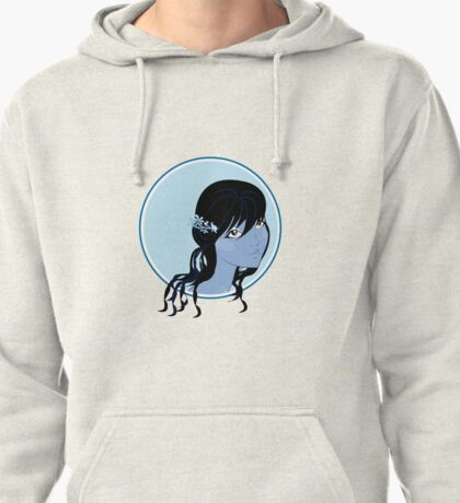 Longing for the rain Pullover Hoodie