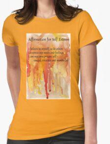 Affirmation for SELF-ESTEEM T-Shirt