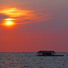 Phu Quoc Sunset by mooksool