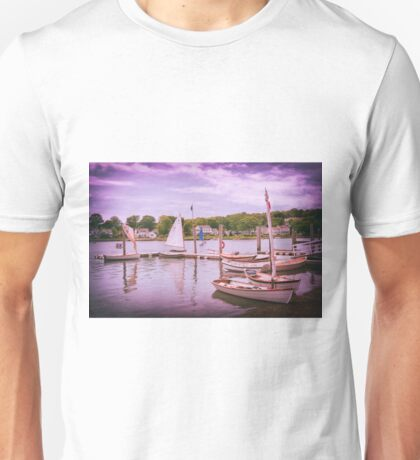 Small Boat Day Unisex T-Shirt