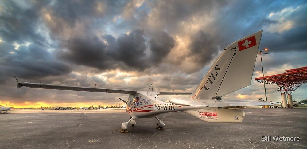 Céline -- flying around the world by njordphoto