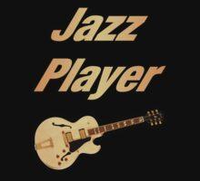 Guitar Jazz Player Kids Clothes