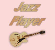 Guitar Jazz Player One Piece - Short Sleeve