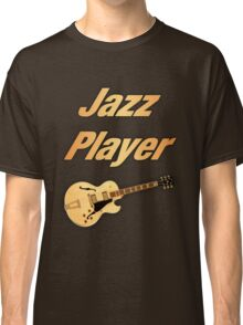 Guitar Jazz Player Classic T-Shirt