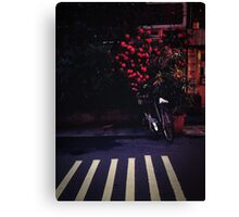 lane Canvas Print