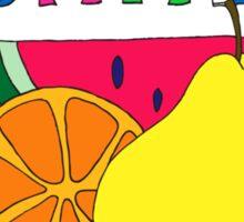 Summer Fruits Sticker