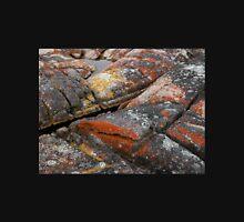 The Colours of Lichen, Binalong Bay, Tasmania, Australia. Unisex T-Shirt
