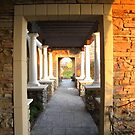 Path to Italian Renaissance by Jaclyn Hughes