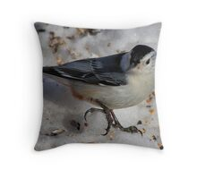 Cold Load Throw Pillow