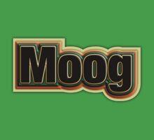 Moog  old One Piece - Short Sleeve