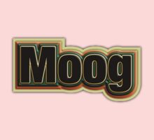 Moog  old Kids Tee