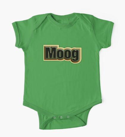 Moog  old One Piece - Short Sleeve