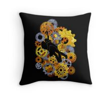 Old Fashioned Indeed  Throw Pillow
