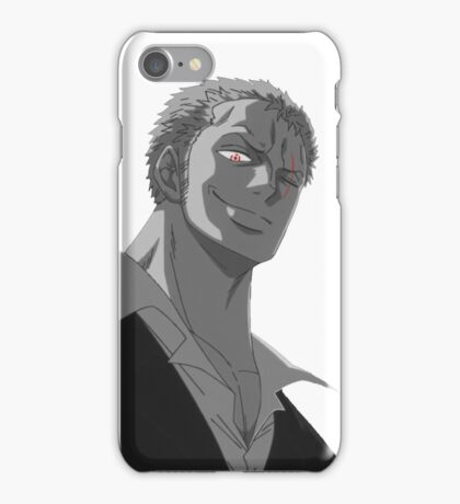 Roronoa Zoro iPhone Case/Skin