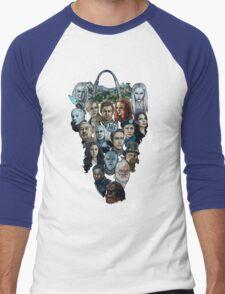 Defiance (Version 2) Men's Baseball ¾ T-Shirt