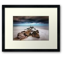 Mappleton Framed Print