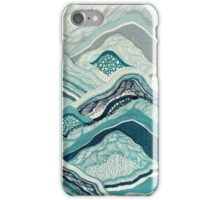 Waves crashing iPhone Case/Skin