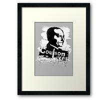 Coulson Framed Print