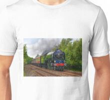 Tornado Steam Train Unisex T-Shirt