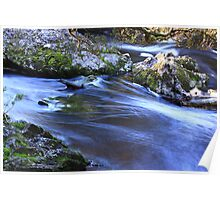 Pencil Pine Creek Poster
