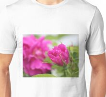 """Let the beauty and fragrance of a rose touch your soul."" Unisex T-Shirt"