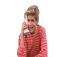 Saved By Zack Morris Photographic Print