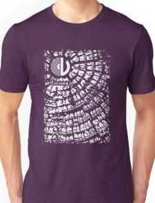 VENEER ON CRACK #2 Unisex T-Shirt