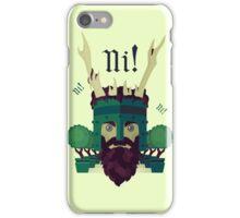 NI! iPhone Case/Skin