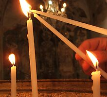 Paralimni Flame by Meni