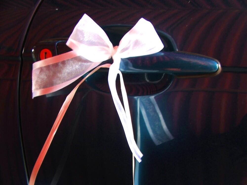 the ribbon by Meni