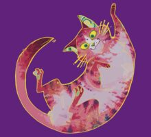 Psychedelicat! by MaryKatC