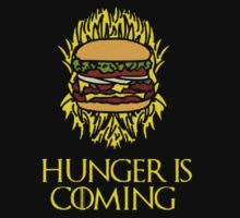 Hunger Is Coming Kids Clothes