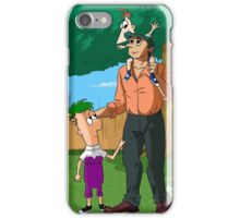 Cousin Perry iPhone Case/Skin