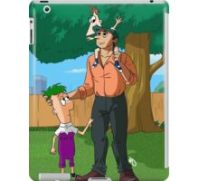 Cousin Perry iPad Case/Skin