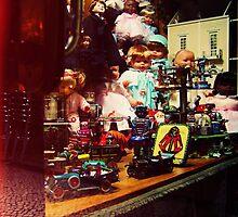 Toy shop by Paulo Santos