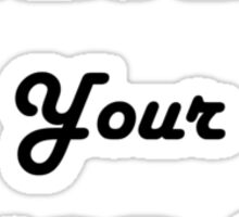 Geeky Sticker
