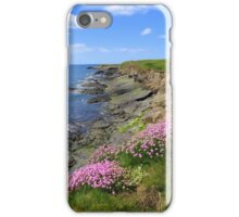 Thrift, the White Strand, Co Clare iPhone Case/Skin