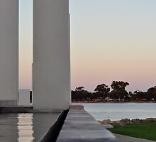 Mandurah War Memorial by Dejezza