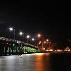 Mandurah Old Traffic Bridge. by Dejezza