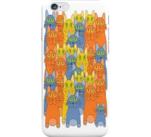 Thirty-One Kitty Cats iPhone Case/Skin