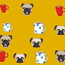 Mugs and Pugs by Void-Manifest
