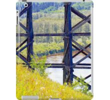 Wild yellow  iPad Case/Skin