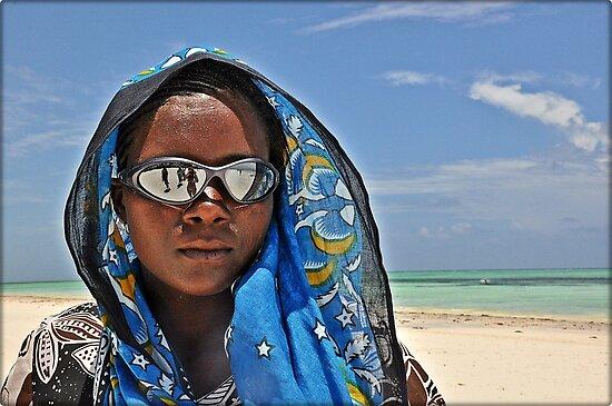 People of Zanzibar # 1 by Daniela Cifarelli