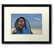 People of Zanzibar # 1 Framed Print