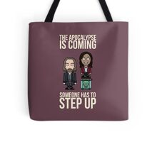 Sleepy Hollow: Someone Has To Step Up (bag/pillow/notebook) Tote Bag