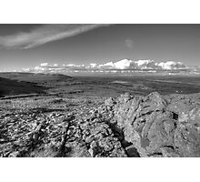 Mullaghmore mountain view Photographic Print