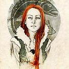 Catelyn Tully by Elia Mervi