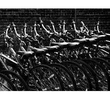 Alternative Mean Of Mass Transportation Photographic Print