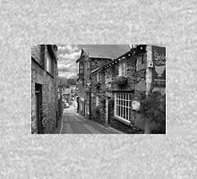 Slate Houses in the Lake District B&W T-Shirt