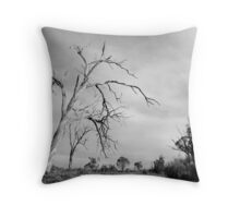 Bakara woodlands Throw Pillow